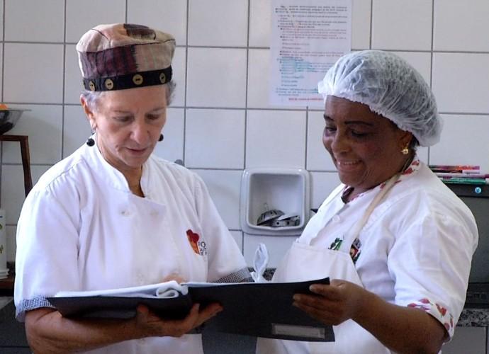 'Rio Sul Revista' conhece uma culinária diferente nas escolas  (Foto: Reprodução/ Rio Sul Revista)