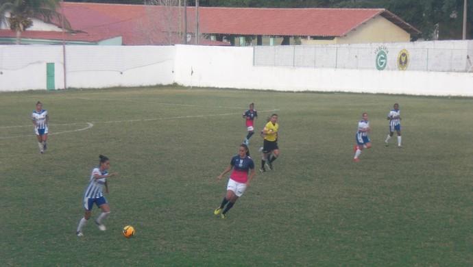São José vence Juventus por 3 a 0 e avança na Copa do Brasil Feminina (Foto: Thaís Jorge)