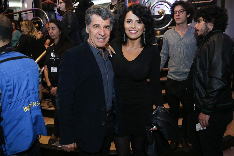 Paulo Betti e Dadá Coelho (Foto: Roberto Filho/Brazil News)