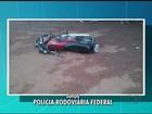 Homem morre após caminhão bater na traseira de motocicleta no TO