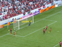 Weverton supera Muralha em briga acirrada por melhor defesa da rodada