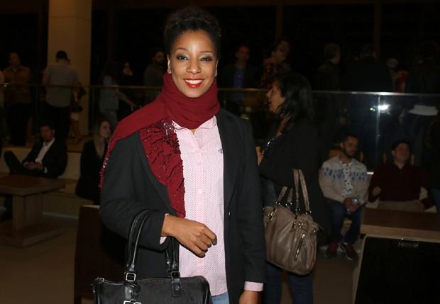 Adriana Lessa (Foto: Thiago Duran/AgNews)