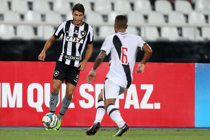 Marcinho Botafogo (Foto: Vitor Silva / SSpress / Botafogo)