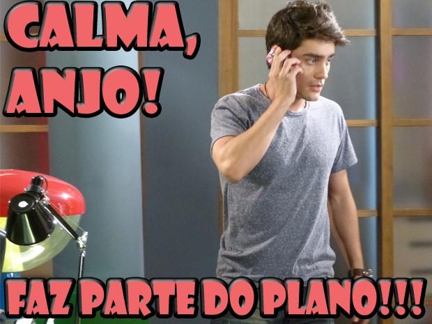 Vitor (Foto: Malhação/ TV Globo)