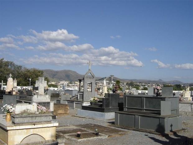 Cemitério da Saudade de Piumhi (Foto: Vanessa regina Souza/Divulgação)