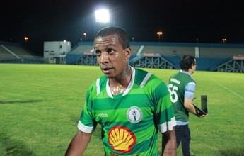 Nacional Borbense anuncia Pelezinho em busca de reação no Amazonense