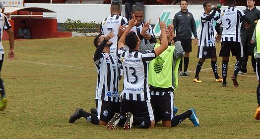 teve bom (Rafael Alves/Comercial FC)