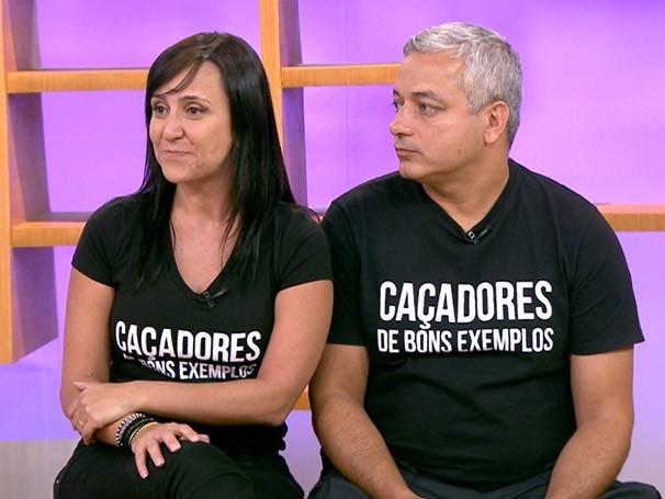 Em quatro anos, Iara e Eduardo percorreram 225 mil quilômetros, procurando bons exemplos (Foto: Globo)