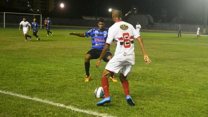 Futebol; Amapá (Foto: Rosivaldo Nascimento/Arquivo Pessoal)