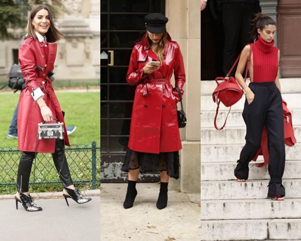 Dupla sexy: vermelho e preto (Foto: Thibé)