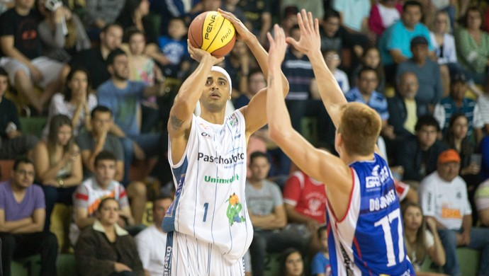 Jefferson Willian, Bauru Basquete, Paulista (Foto: Caio Casagrande/ Bauru Basket )