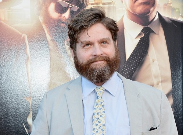 Zach Galifianakis (Foto: Getty Images)
