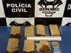 Polícia fecha boca de fumo que era gerenciada por garota de 17 anos