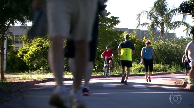 Parque Villa-Lobos vai receber atividades para ciclistas no domingo