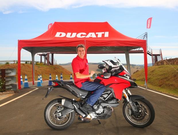 BLOG: MM Produtos - Os bastidores do lançamento da Ducati Multistrada 950 no Brasil...