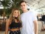 Gabi Lopes assume namoro no Lollapalooza: 'Dois meses juntos'