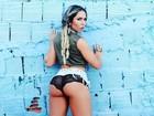 Mulher Melão sobre funk 'Novinho de 23': 'Baseado em fatos reais'