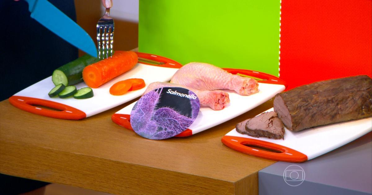 Veja cuidados que devemos ter para que a comida não traga riscos à saúde