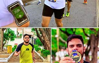 """Leonardo vence luta contra o câncer e corre 1ª meia maratona: """"Senti arrepio"""""""