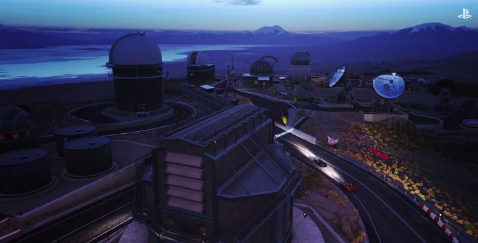 Driveclub será lançado em outubro para o PlayStation 4. (Foto: Reprodução/ YouTube)