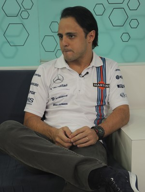 Felipe Massa Bem, Amigos (Foto: David Abramvezt)