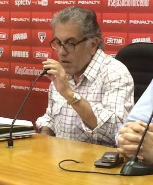 Carlos Miguel Aidar São Paulo (Foto: Marcelo Prado)