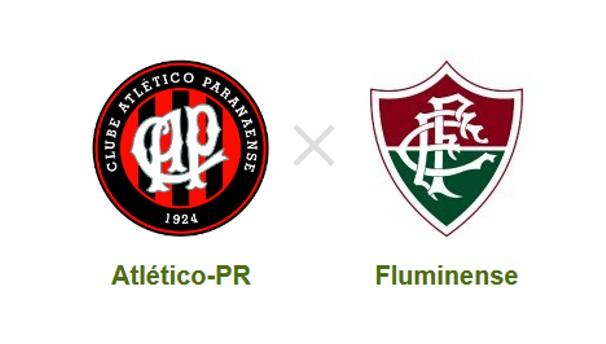 Atlético-PR e Fluminense se enfrentam na Arena da Baixada (Foto: Reprodução)