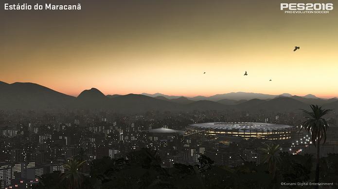 Maraca chegará, em breve, via DLC (Foto: Divulgação/Konami)