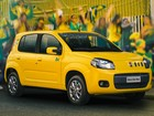 Aproveitando clima da Copa, Fiat lança série especial do Uno