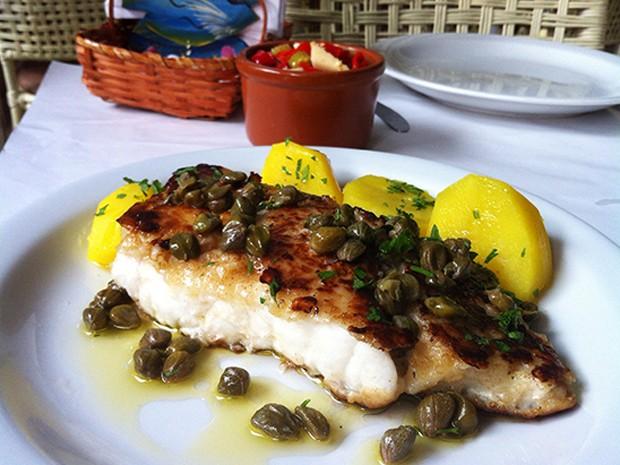 Frutos do mar é a especialidade do Dalmo Barbaro (Foto: Divulgação/Dalmo Barbaro)