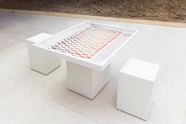 Peça da exposição de Roberto Vietri (Foto: Divulgação)