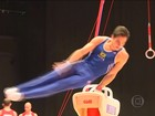 Equipe masculina de ginástica  disputa vaga olímpica por equipe na Escócia