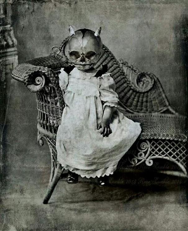 25 fantasias de Halloween que vão te dar pesadelos