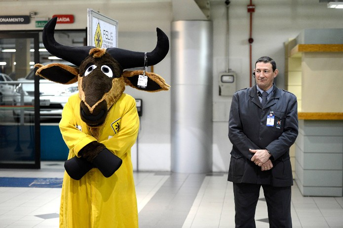 GNU  (Foto: Divulgação/FISL)