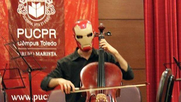 Orquestra de Câmara de Toledo apresenta 'Temas de Filmes' (Foto: Divulgação)