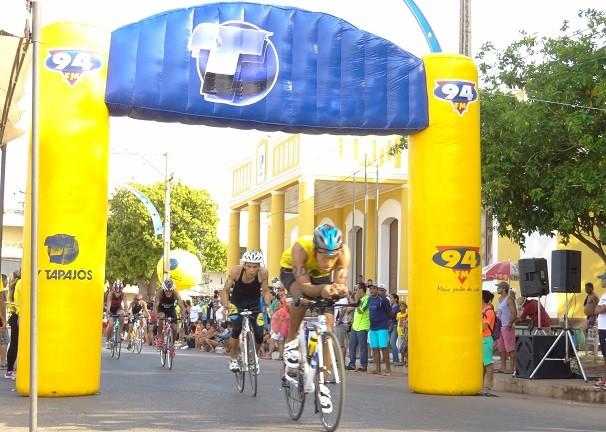 A competição teve recorde no número de participantes (Foto: Priscila Miranda/ TV Tapajós)