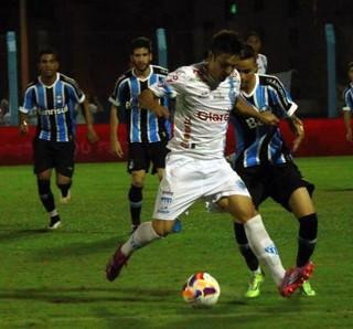 William Schuster Grêmio Novo Hamburgo contratação (Foto: Divulgação/Novo Hamburgo)