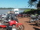 Mototaxistas interditam acesso a balsa de Soure, no Marajó