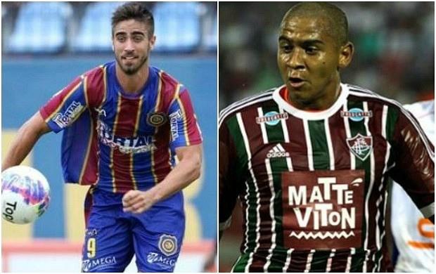 Madureira e Fluminense se enfrentam nesta quarta-feira (8) (Foto: Divulgação)