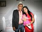 Stefhany Absoluta festeja um mês da filha com fotos:'Nasci para ser mãe'