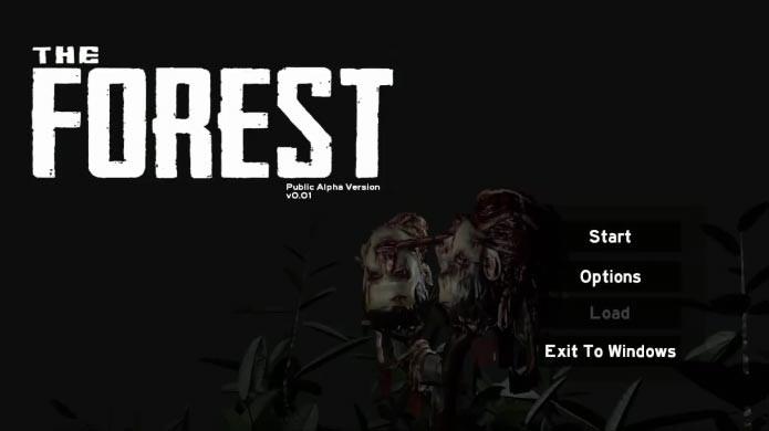 The Forest: veja como jogar o assustador game de terror (Foto: Reprodução/Tais Carvalho)