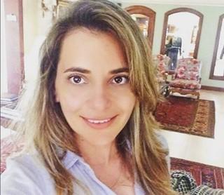 Giovana Oliveira, cunhada de Ana Hickmann que levou dois tiros durante atentado contra a apresentadora (Foto: Reprodução/Instagram)