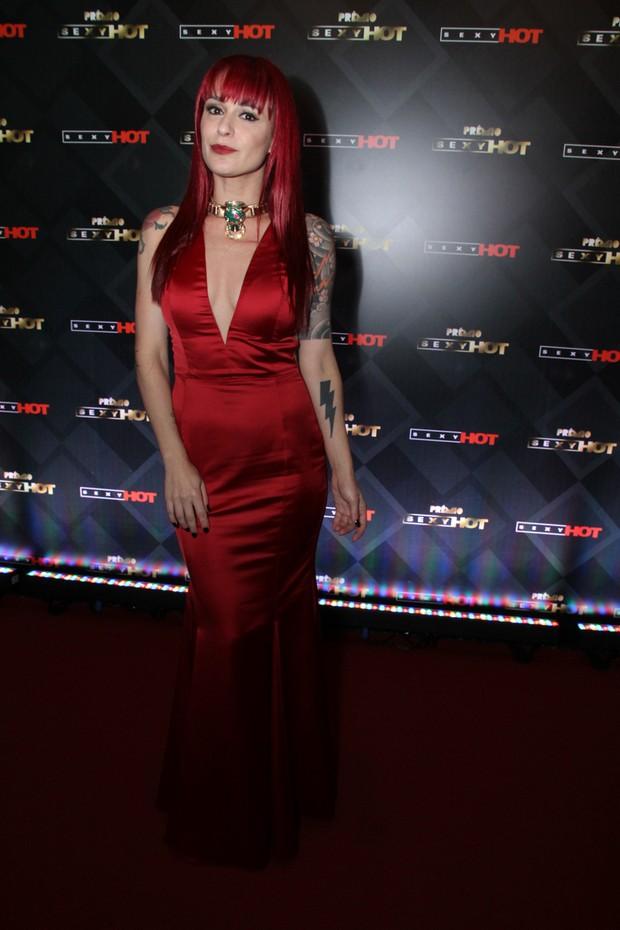 Bianca Jahara (Foto: Amauri Nehn/Brazil News)