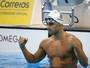 Nadador Leonardo de Deus participa do Rei e Rainha do Mar em Ubatuba