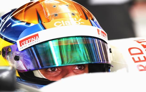 Conterrâneo de Sergio Pérez, o mexicano Esteban Gutierrez correu pela Sauber (Foto: Getty Images)