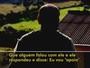 'Conversou com quem não devia', diz pai de suspeito de terrorismo (Reprodução/RBS TV)