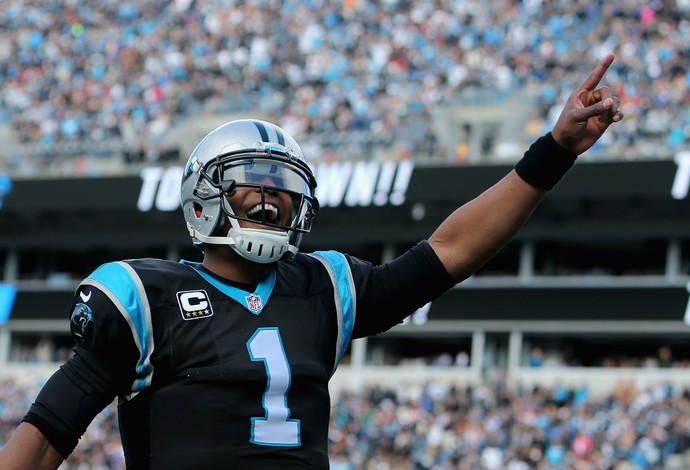 Cam Newton quarterback carolina panthers nfl (Foto: Getty Images)