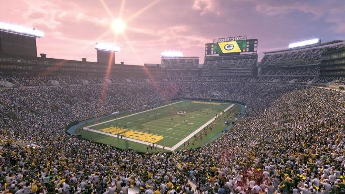 Dos estádios ao modo franquia, tudo está mais realista em Madden 17 (Foto: Divulgação / EA)