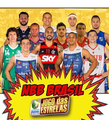 Equipe NBB Brasil (Foto: Divulgação )