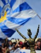 Vila Isabel é campeã do carnaval do Rio (Dhavid Normando/Futura Press/Estadão Conteúdo)